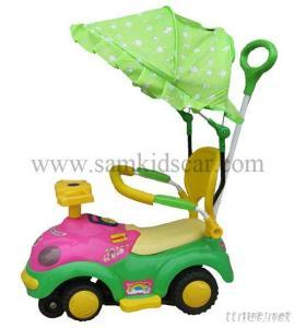 Baby Swing Car 993-H3 With Tent