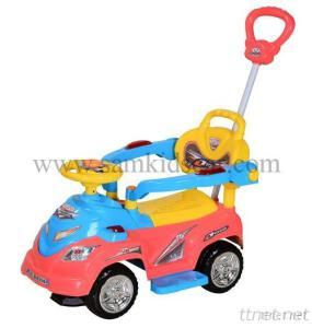 Fresh Style Push And Pedal Riding Toys 618-A1