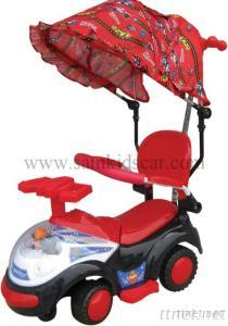 Kids Swing Car With Tent