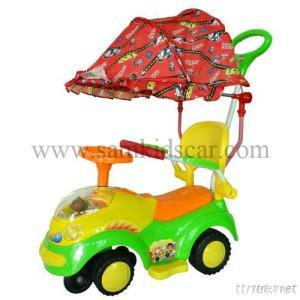 Ride On Swing Car With Tent
