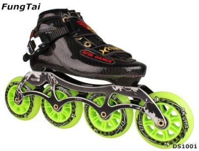 Children's 90Mm 100Mm Roller Inline Skate Speed Shoes (DS1001)