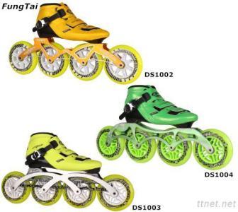 Mens Inline Roller Patins Speed Skate Shoes 100Mm 110Mm Wheels (DS1002-1004)
