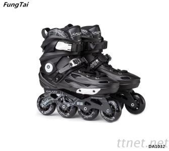 Adults Inline Skate Shoes 4 Wheels Roller Patins Skating Shoes Street Skates (DA1032)