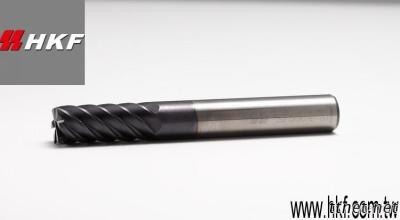 SF550A Six Flutes, End Mills