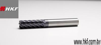 UF440A Six Flutes, End Mills