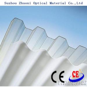 Best Quality Polycarbonate Roof Material Corrugated Polycarbonate Sheet