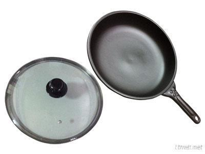 Ceramic Flat-Bottomed Pan