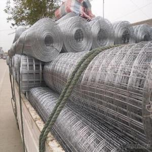 High Quality Welded Wire Mesh Sheets