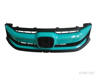 Large Size Auto Parts Plastic Injection Mold- Grille