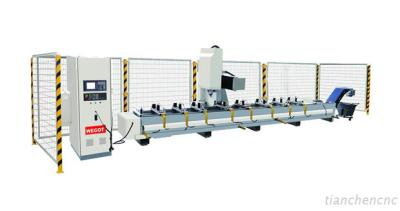 Aluminum Curtain Wall New High-Speed 4-Axis CNC Machining Center