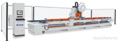 High Speed Double Worktable CNC Processing Center