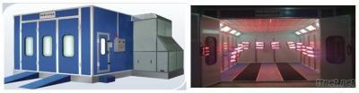 Spray Booth Electricity Heated Type