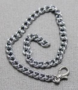 Metal Chain With Buckle