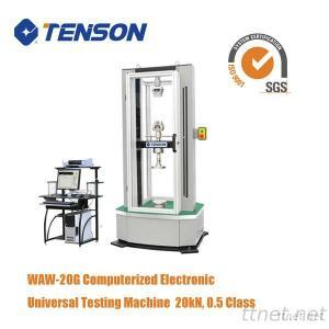 WDW-20G Computerized Electronic Universal Testing Machine, Tensile Testing Machine, Lab Equipment