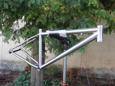 Titamium Mountain Bike Frame