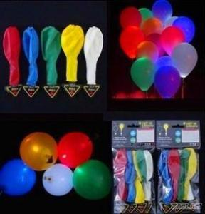 Led Light Up Balloon. Wedding Decoration Light Balloons.