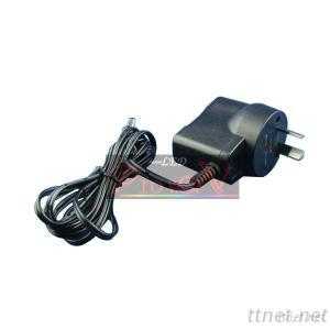 12W 12v DC Adapter AU Plug Wall Mount Camera Power Adapter