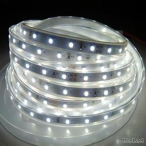 UL Waterproof 3528 LED Flex Strip Light DC12V IP68 60LEDs/M