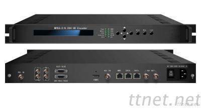 MPEG-2/H. 264 HD Encoder (Dual Audio)