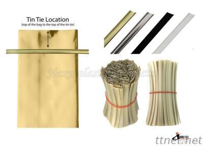 Tin Tie, Tin Tie Coffee Bags, Tea Bags