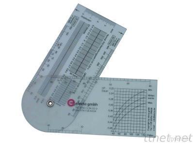 Goniometer Ruler