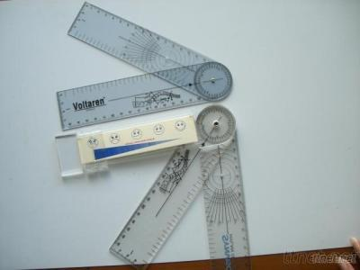 Medical Goniometer With Pain Ruler
