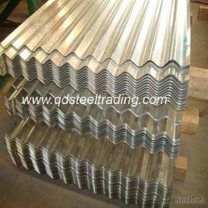 Zinc Corrugated Steel Tile