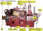 Battery Lead PB Bushing Die Casting Machine
