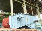 Used Rasa 4' X 12' Vibrating Grizzly Feeder
