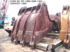 Grab Dredger Bucket (Capacity 13M3)