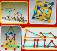 Vertex Balls And Rods Set (Construction Rods)