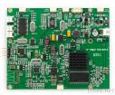 Printing Machine PCB Assembly/ 0.2 Mm Via
