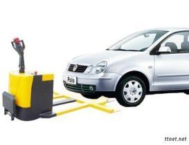 Motor del vehículo eléctrico