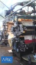 Stack type 4 color Flexographic Printing Machine