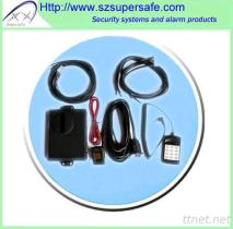 FingerPrinter Car Security System