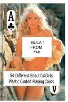 Nude Female Playing Cards - C - Fiji