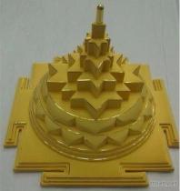 Sell: Golden Gifts 201601-Shree Yantra, Metal Crafts