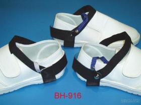 BH-916 antistatische Hiel Grounder (de Hiel Grounder van de Haak & van de Lijn)