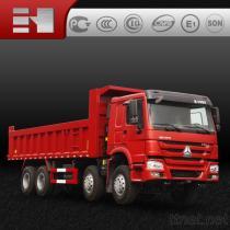 SINOTRUK HOWO zware stortplaatsvrachtwagens voor verkoop
