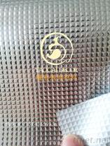 Emboss Aluminum Foil With PVC