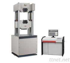 WAW-1000B Servo Universal Testing Machine With 6 Columns