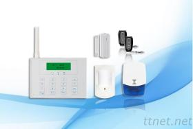 FI602 Touch Screen GSM Home Alarm System(868MHz/433Mhz)