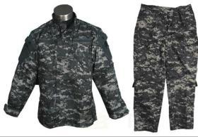 브라질 군은 BDU BDU 바지 BDU 셔츠를 위장한다