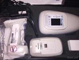 Aribexの遊牧民のプロ2手持ち型の携帯用X線システム歯科イメージ投射