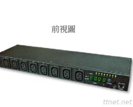 8-Port 230V Power Distribution Unit
