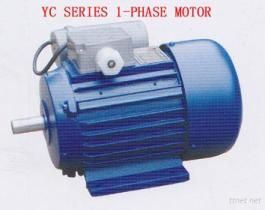 1-Phase Asynchronous Motors