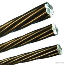 Zn-5%Al-Mischmetal Alloy-Coated Steel Wire