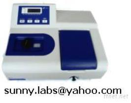 Visible Spectrophotometer (Single Beam) 320-1020nm