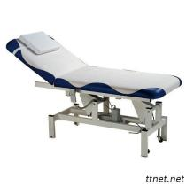 JM-83684 Electric Beauty Facial And Massage Bed, Electric Salon Massage Chair