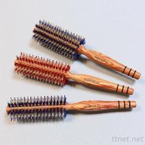 #833 محترفة شعر فرشاة, خشبيّة مقبض شعر فرشاة, [هير سلون] فرشاة